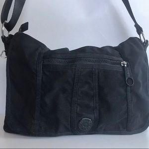 Kipling Grilla Girlz Black on Black Handbag Purse
